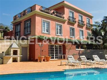 Propiedad de lujo: 546 m²