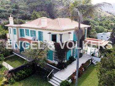 Classic villa in Puerto de la Cruz