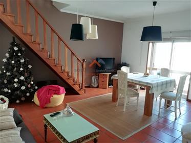 Excellent appartement T3 +1 Duplex dans le Centre d'Aveiro
