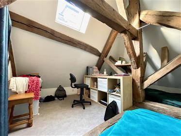 Appartement avec du cachet, 2/3 chambres, Beaune centre