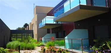 Purpose built senior residence complex
