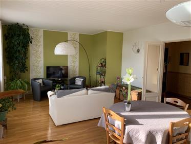 Poitiers la Madeleine-Blossac appartement T4