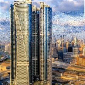 Dubai paramount tour
