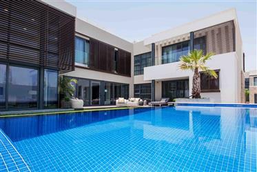 Luxury villa in new down town dubai