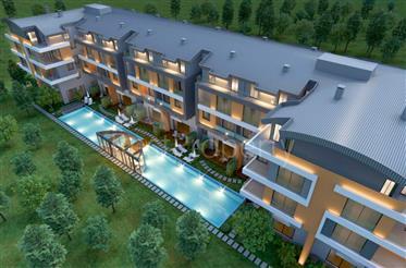 Luxury Off Plan Apartments in Konyaalti Antalya with Payment Plan Option