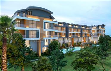 Luxury Off Plan Apartments in Konyaalti Antalya with Payment...