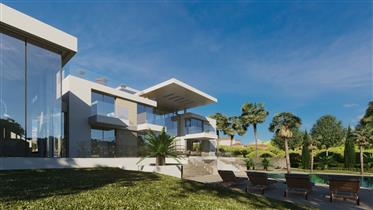 Exclusive State-of-the-art  Contemporary Villa