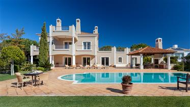 Casa de luxo Saga na Quinta do Lago
