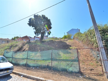 Plot of land with construction feasibility 3 fronts in Pedroso
