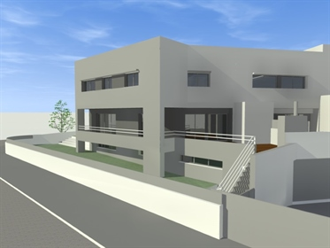 Land for sale in Vila Nova de Gaia, for construction of 7 houses.
