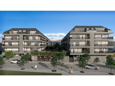 Apartamento T3 no sofisticado condomínio fechado ' Espinho Ocean '