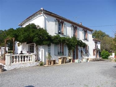 Stunning Limousin country cottage renovated with lots of taste