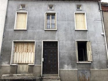 House for renovation in the small village of Rancon - Haute Vienne- Limousin