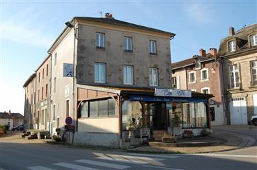 Large commercial and habitation building situated in Chateau...