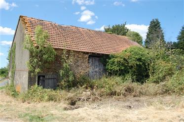 Une maison qui a besoin d'une rénovation complète