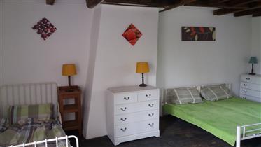 Te koop: twee rijtjeshuizen in de Creuse