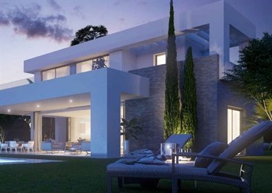 A residential development comprising 33 detached contemporary villas with 24h security. Pl...