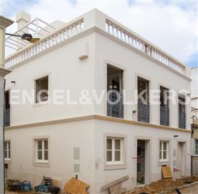 Charming townhouse in Olhão
