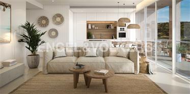 Apartamento T2 inserido em Resort de Luxo