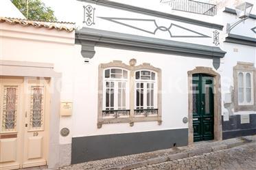 Villa typique de l'Algarve avec une superbe terrasse