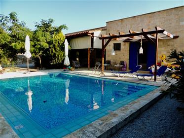 Reduced Price - Stone Bungalow with pool