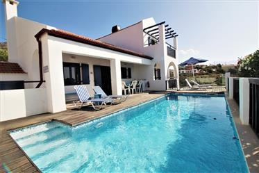 Panoramic Sea View Villa for Sale in Kokkino Chorio