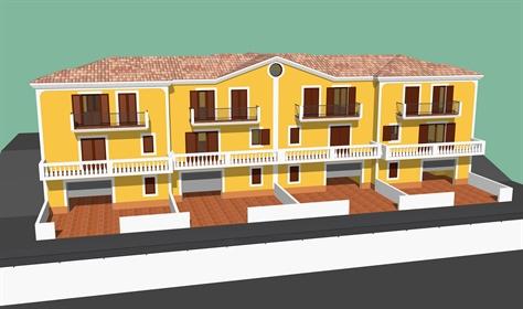 Sale Independent House / Villa 206 m2 - 3 rooms - Prignano Cilento