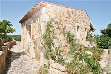 Villa vista mare a Palau Sardegna