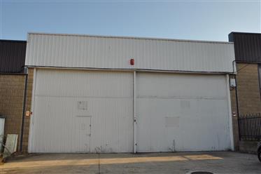 Entrepôt industriel de 500 m2