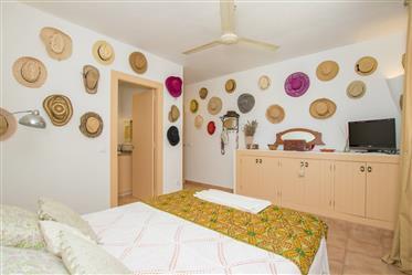 Maison moderne et fonctionnelle avec de grands volumes et des espaces qui invitent à la maison la pa