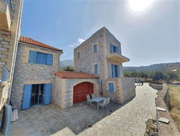 2 Villas 4k from Stoupa Lefktron