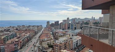 Amazing Flat With Incredible Views In Benidorm