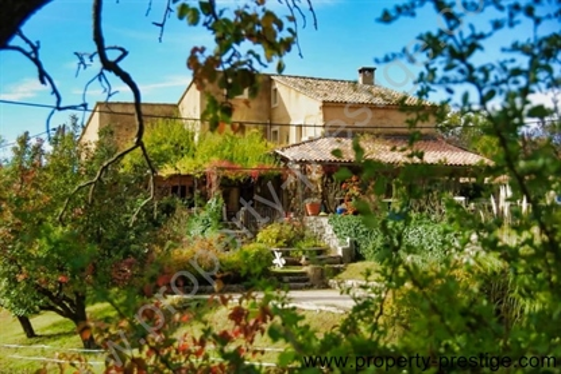Haute Provence Authentique Bergerie 4,5 Ha