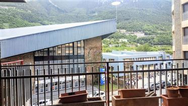Amplia vivienda en Andorra la Vella.