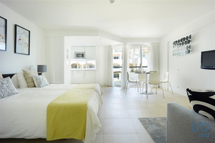 Modern and clean studio apartments in Cabanas de Tavira, a beautiful and quiet beach in th