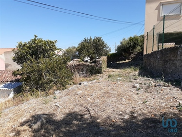Land for construction in Casais Robustos  Land with 377m2 with construction viability.