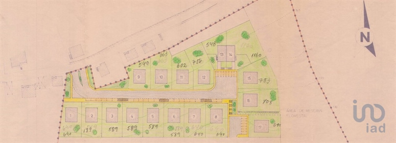 Magnificent Land for construction of House (No. 6), integrat...