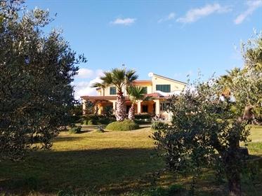 Vendita Casa indipendente / Villa 405 m² - 8 camere - Butera