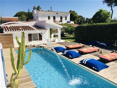 Villa con piscina Sud Sardegna