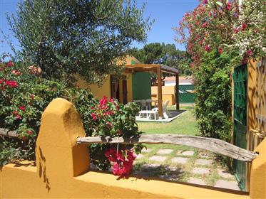 Villetta sulla spiaggia nel Sud Sardegna