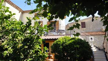 Antica casa ristrutturata nel centro storico di Scalea