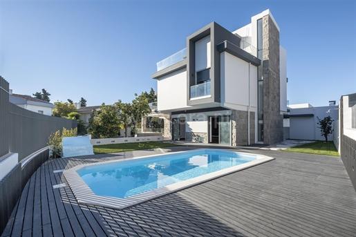 Moradia Isolada, 5 quartos, Lisboa, Restelo