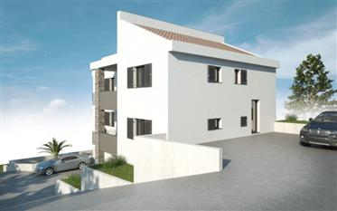 Atraktivni apartmani sa pogledom na more- Novogradnja