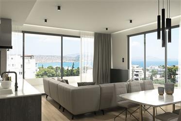 Magnificient apartment in Varkiza, Greece
