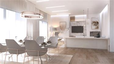 A Beautiful 3 Bedrooms Apartemnt In The Center Of Glyfada