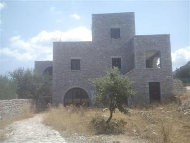 Peloponnesos (East Mani) - Luxury Villa Under Completion For Sale