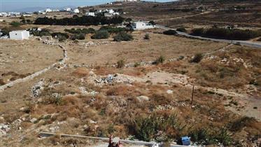 Paros, Naousa, plot for sale,