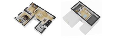 T3 Duplex Renovee