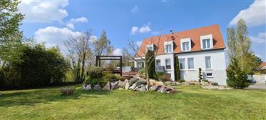 Villa de 300m2 proche de Colmar