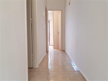For sale 2-storey house of 85 sq.meters in Milatos, Crete. The ground floor consists of li